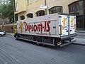Diplom-is´ glassbil sidogata till Kungsgatan i Norrköping, den 5 oktober 2006.JPG