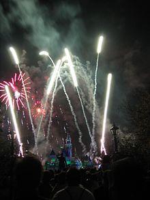 220px Disney fireworks