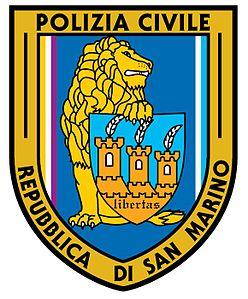 Corpo di polizia civile della Repubblica di San Marino - Wikipedia