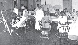 Central State Hospital (Virginia) - Diversional occupation