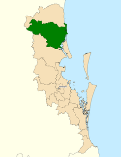 Division of Fisher Australian federal electoral division
