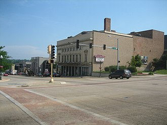 Dixon, Illinois - Dixon Theatre