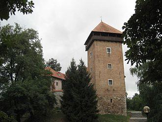 D6 road (Croatia) - Karlovac, on the D6 road route