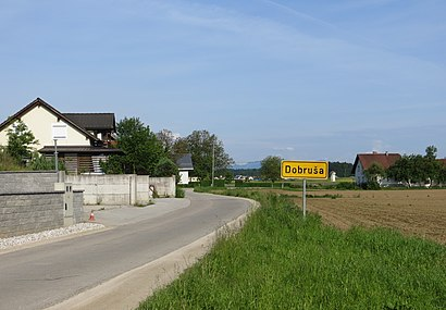 How to get to Dobruša with public transit - About the place