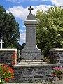 Domagné (35) Monument aux morts de Chaumeré 08.JPG