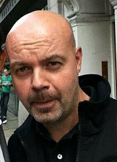 Dominic Byrne British television presenter (born 1972)