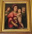 Domenico puligo, madonna col bambino e due angeli.JPG