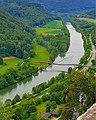 "Donau mit Holzbrücke ""Tatzlwurm"".jpg"