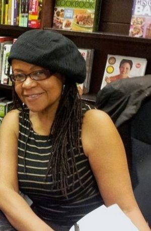 Donna Britt (writer) - Donna Britt at a 2012 book signing event in Washington, D.C.