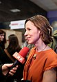 Doris Schretzmayer - Premiere Gruber geht - Gartenbaukino Wien 2015.jpg