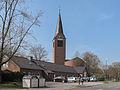 Dorsten, kerk4 in straatzicht foto2 2013-03-28 13.14.JPG