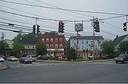 Downtown Washingtonville, NY