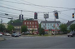 Washingtonville, New York.