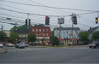 Washingtonville, New York Village in New York, United States