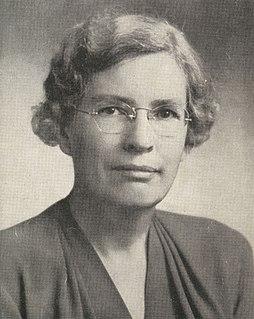Georgia Harkness American theologian