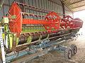 Draché (Indre-et-Loire) Machine agricole.JPG