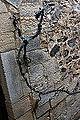 Dragon handrail - Monastery of Poblet - Catalonia 2014 (3).JPG