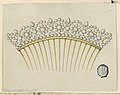Drawing, Design for a Comb, 1820 (CH 18128339).jpg