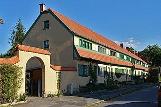 Heinrich Tessenow - Houses in Hellerau Garden City, Dresden