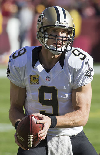 Drew Brees - Brees in 2015