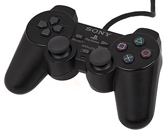 PlayStation 2 - The PS2's controller, the DualShock 2, had the same form factor as the PlayStation DualShock.