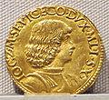 Ducato di milano, gian galeazzo maria sforza e ludovico maria sforza, oro, 1476-1494, 03.JPG