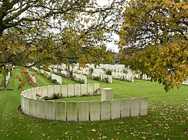Duhallow ADS Commonwealth War Graves Commission Cemetery