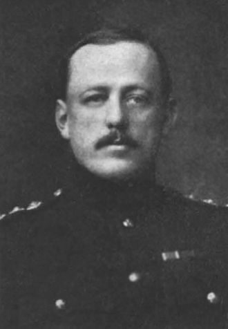 Duncan Campbell (Unionist MP) - Duncan Frederick Campbell in a photograph published in The Lancashire Fusiliers Annual 1916 following his death in the First World War.