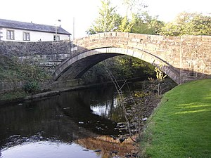 Dunsop Bridge - Bridge over the River Dunsop