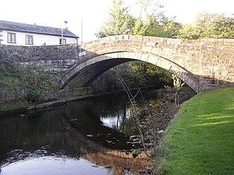 Dunsop Bridge - Bridge over the River Dunsop