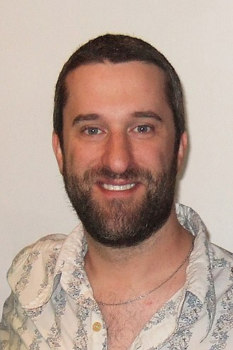 Dustin Diamond - Diamond in October 2012