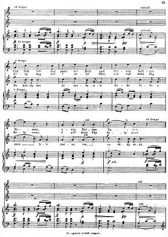 Psalm 144 - Image: Dvorak's Biblicke Pisne i 15