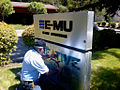 E-mu & Creative sign coming down, 2011-06-17.jpg