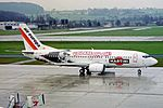 EC-GEQ 1 B737-3Y0 Air Europa ZRH 20MAR99 (6235936226).jpg