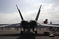 EF-18 Hornet - Jornada de puertas abiertas del aeródromo militar de Lavacolla - 2018 - 05.jpg