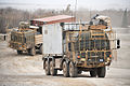 EPLS Cargo Transport Vehicles in Combat Logistic Patrol (CLP) in Afghanistan MOD 45153716.jpg