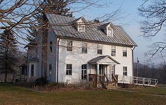 Curtin Village - Image: Eagle Ironworks Victorian dwelling Dec 12