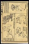 Early C20 Chinese Lithograph; 'Fan' diseases Wellcome L0039479.jpg