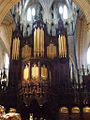East aspect of Organ in Lincoln Cathedral (geograph 2628038).jpg