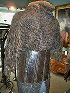 Eastern riveted armor 1