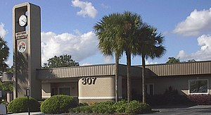 Eatonville, Florida - Eatonville Town Hall