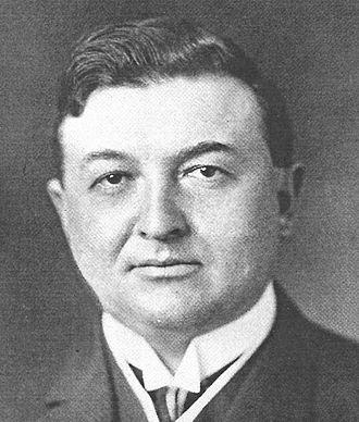 John Eberson - John Adolph Emil Eberson c. 1912