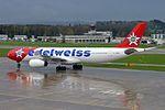 Edelweiss Air Airbus A330-343 HB-JHQ (33400593884).jpg