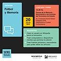Editatón Fútbol y Memoria WikiDDHH.jpg