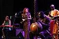 Edith Lettner and African Jazz Spirit - Austrian World Music Awards 2014 05.jpg