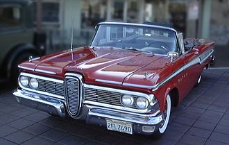 John Brooks (writer) - Ford Motor Company's Edsel, subject of author John Brooks's best-known New Yorker profile