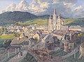 Eduard Gurk - Mariazell vom Annaberg - ca 1833.jpg