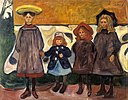 Edvard Munch - Four Girls in Åsgårdstrand - Google Art Project.jpg