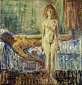 Edvard Munch - The Death of Marat II - Google Art Project.jpg