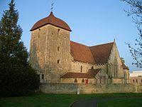 Eglise Blainville sur Orne.JPG